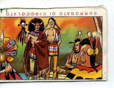 FERRERO Montriol figurina n.16 serie L'ultimo dei moicani >>  vedi