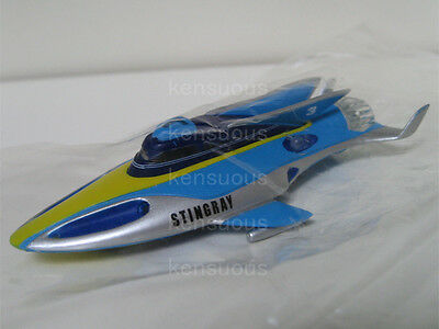 Gerry ANDERSON STINGRAY MARK III SUBMARINE KONAMI HQ Scale model with OG BOX