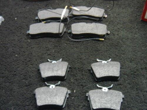 PEUGEOT 407 1.8 2.0 2.2 ANTERIORE POSTERIORE PASTIGLIE Set Completo carparts