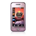 Samsung  Star GT-S5230 - Soft Pink (Ohne Simlock) Handy