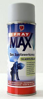 Spray Max Lackspray 1K Acrylfüller hellgrau / SprayMax / K680005