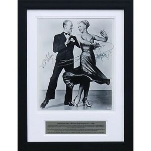 Fred-Astaire-and-Ginger-Rogers-Signed-tribute-present