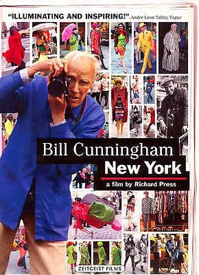 Bill Cunningham New York (DVD, 2011)