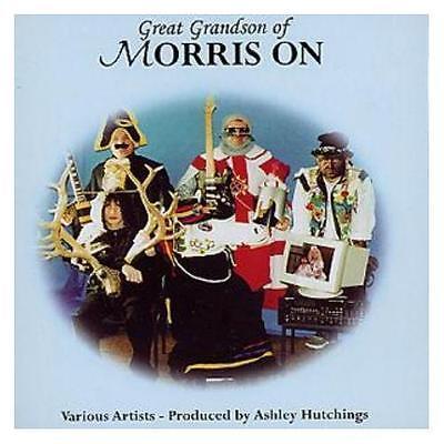 Great Grandson Of Morris On Dancing CD NEW SEALED Folk Ashley Hutchings