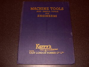 Kerry-039-s-Ltd-Catalogue-Of-Machine-Tools-And-Small-Tools-For-Engineers-As-Photo