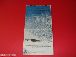 Flight-Case-Planning-Chart-1979-U-S-Dept-Commerce-National-Ocean-Survey-Map