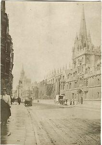 STREET-SCENE-IN-LONDON-ENGLAND-amp-ORIGINAL-VICTORIAN-ERA-SNAPSHOT-PHOTO