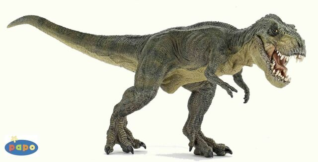 Papo 55027 Tyrannosaurus Rex laufender T-Rex 33 cm Dinosaurier