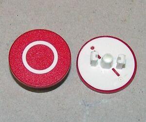 Moeller-RMQ22-Einlegeschild-fuer-Drucktaster-Rot-O-NEU