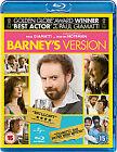 Barney's Version (Blu-ray, 2011)