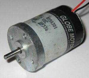 Globe motors 12v 5000 rpm dc motor im 13 motor 6 for 4000 rpm dc motor
