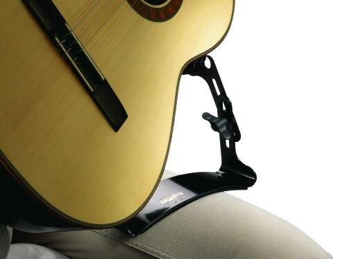Gitarrenstütze Fußbank Stütze Ergoplay Modell Tappert