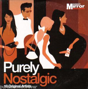 V a purely nostalgic uk 15 tk cd album sunday mirror for Sunday mirror