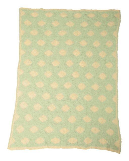 a577dd130df Colorado Clothing Kids Chunky Chenille Polka Dot Blanket Wasabi One ...