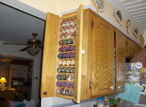 Keurig K Cup And Vue Cup Holder Or Storage Cabinet Ebay