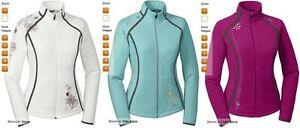 Eddie Bauer Womens Morningside Fleece Jacket Coat Ps Pm Pl