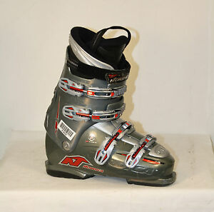 USED-Nordica-Easy-Move-Recreational-Mens-Ski-Boots-Gray