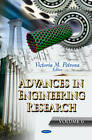 Advances in Engineering Research: Volume 6: Volume 6 by Nova Science Publishers Inc (Hardback, 2013)