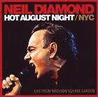 Hot August Night/NYC by Neil Diamond (CD, Aug-2009, Columbia (USA))