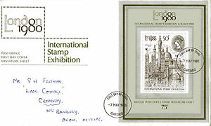 7 MAY 1980 LONDON 1980 STAMP EXHIBITION MSHEET POST OFFICE FDC OXFORD FDI - <span itemprop='availableAtOrFrom'>Weston Super Mare, Somerset, United Kingdom</span> - If the item you received has in any way been wrongly described or we have made a mistake regardless of the nature we will pay your return postage costs. If however the - <span itemprop='availableAtOrFrom'>Weston Super Mare, Somerset, United Kingdom</span>