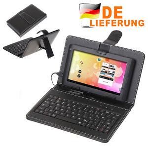 7-zoll-Schwarz-Tablet-PC-Tasche-mit-Tastatur-Mini-USB-Schnittstelle