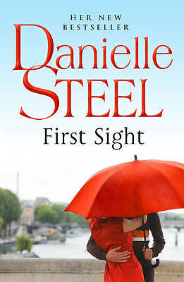 """""""AS NEW"""" First Sight, Steel, Danielle, Book"""