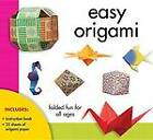 Easy Origami: Folded Fun for All Ages by Debora Argueta (Mixed media product)
