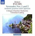 Robert Fuchs - : Serenades Nos. 1 & 2; Andante grazioso and Capriccio (2011)
