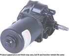 Windshield Wiper Motor-Wiper Motor Front Cardone 40-1018 Reman
