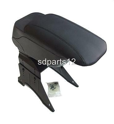 Black Armrest Centre Console Arm rest for SUZUKI VITARA SAMURAI SWIFT JIMNY ALTO