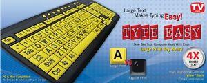 NEW-LARGE-PRINT-KEYBOARD-4X-LARGER-PRINT-KEYS-EZ-ON-EYES-SEE-RETAILS-39-95