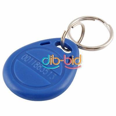 Hot 5PCS Proximity ID Token Tag Key Fob Keyfobs 125Khz RFID OC