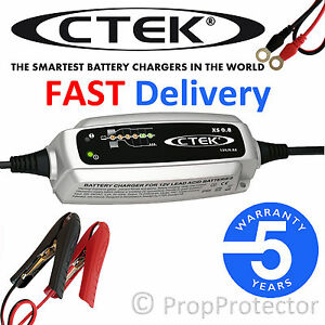 ctek xs 0 8 battery charger conditioner replaces xs800 ebay. Black Bedroom Furniture Sets. Home Design Ideas