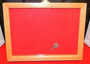 9-034-x-12-034-x-2-034-Oak-Display-Frame-Hand-Made
