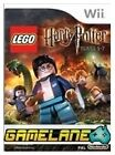 LEGO Harry Potter: Years 5-7 (Nintendo Wii, 2011)