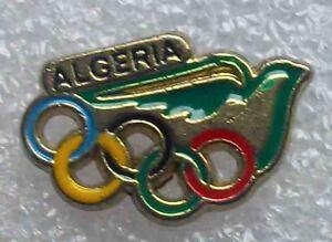 Olympic pin NOC ALGERIA 2000 SYDNEY AUSTRALIA rare