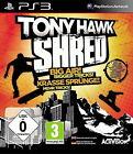 Tony Hawk: SHRED (Sony PlayStation 3, 2010)