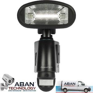 GuardCam-VIDEO-CAMERA-amp-SECURITY-LIGHT-Audible-Warning-2-GB-SD-card-Floodlight