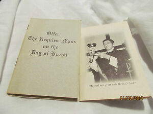 Offer-The-Requiem-Mass-On-The-Day-of-Burial-1965-White-Funeral-Home-Newburg-NY