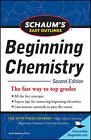 Schaum's Easy Outline of Beginning Chemistry by David E. Goldberg (Paperback, 2010)