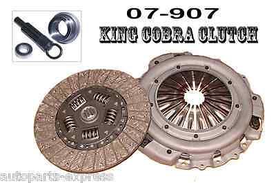 CLUTCH KIT SET KING COBRA FOR 1986-1/2001 FORD MUSTANG GT LX COBRA SVT 4.6L 5.0L