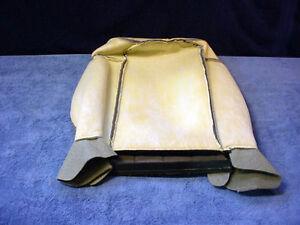 seat back cover cloth grey new oem 88895959 chevrolet malibu 2001 front upper ebay. Black Bedroom Furniture Sets. Home Design Ideas