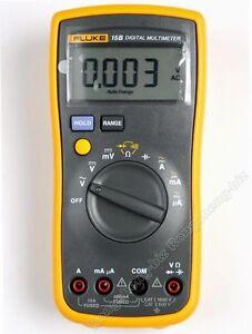 Fluke-15B-Auto-range-Digital-Capacitance-amp-Inductance-multimeter-meter-Test-17B