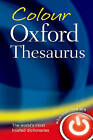 Colour Oxford Thesaurus by Oxford Dictionaries (Paperback, 2011)