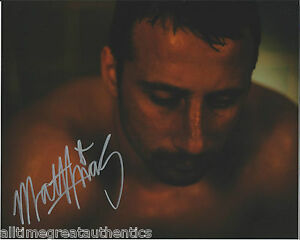 MATTHIAS-SCHOENAERTS-HAND-SIGNED-AUTHENTIC-RUST-AND-BONE-BULLHEAD-8X10-PHOTO-COA