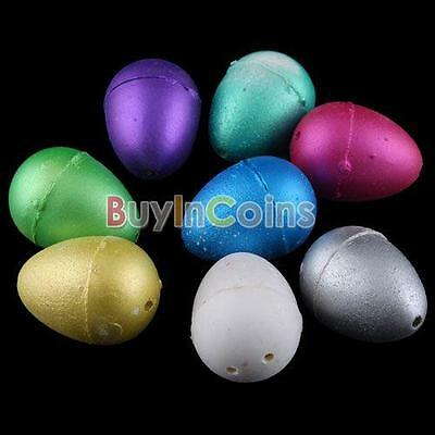 2X Cute Magic Growing Dino Egg Hatching Dinosaur Egg Add Water Child Kid Gift SA
