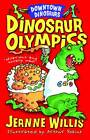 Dinosaur Olympics by Jeanne Willis (Paperback, 2012)