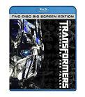 Transformers: Revenge of the Fallen - Big Screen Edition (Blu-ray Disc, 2009, 2-Disc Set)