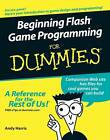 Beginning Flash Game Programming For Dummies by Andy Harris (Paperback, 2005)