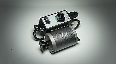 UNIMAT SL1000 / DB200 LATHE  MOTOR -PERMANENT MAGNET AC---VARIABLE SPEED CONTROL